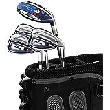 Adams Golf Blue Combo Irons 3,4, 5-PW Graphite