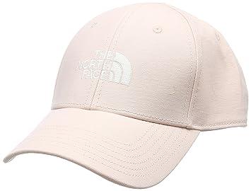 The North Face 66 Classic Hat Sombrero, Unisex, Rosa Claro/Blanco, Talla única: Amazon.es: Deportes y aire libre