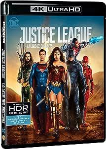 Justice League (BIL/4KUHD) [Blu-ray]