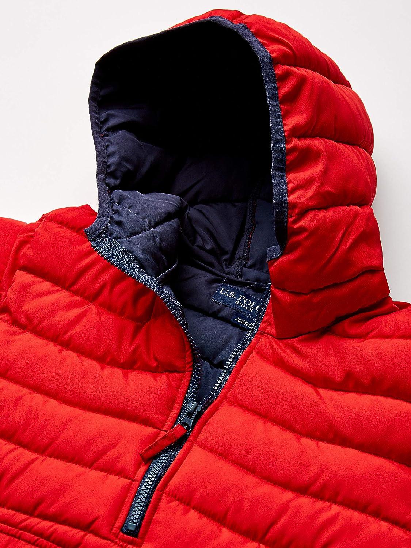 U.S Polo Assn More Styles Available Boys Big Bubble Jacket