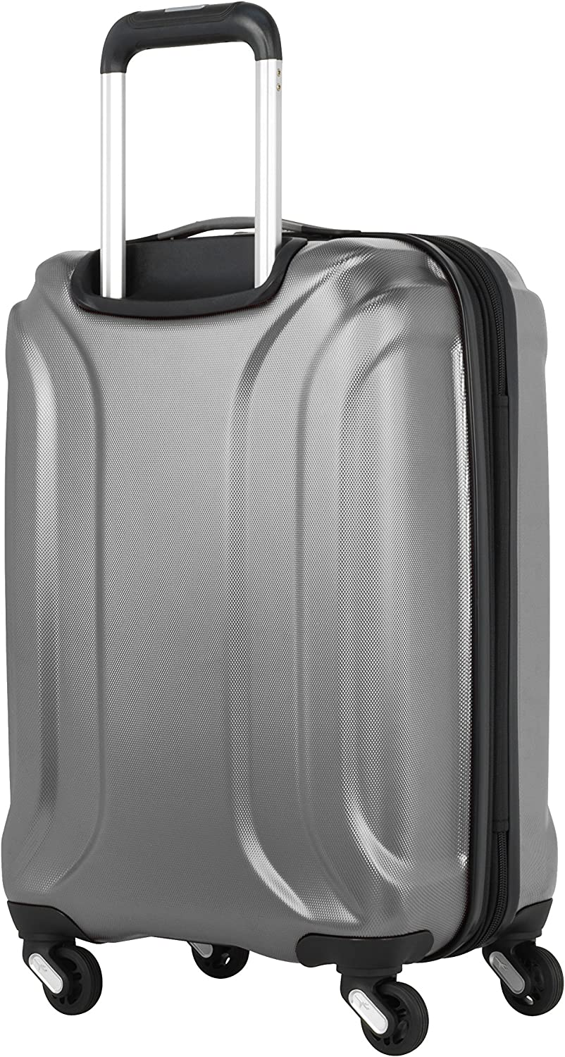 Skyway Nimbus 3.0 3-Piece Luggage Set in Silver with Free Travel Kit