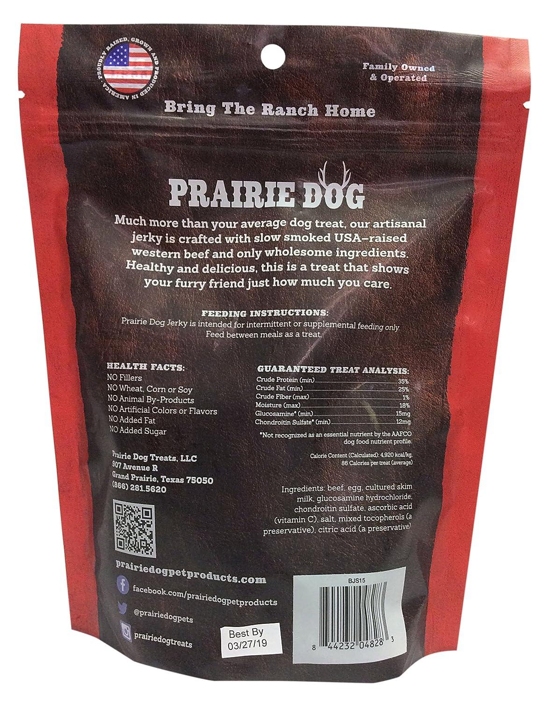 amazon com prairie dog pet products western beef smokehouse