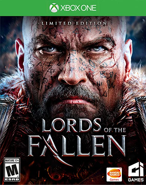 Lords of the Fallen Limited Edition Xbox One Game (#): Amazon.es ...