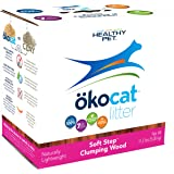 ökocat Soft Step Natural Wood Clumping Litter