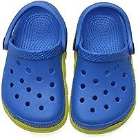 Vunavueya Zuecos y MULES de Jardín para Niños Sandalias Chanclas Zapatos de Playa y Piscina Niña Zapatillas Baño de…