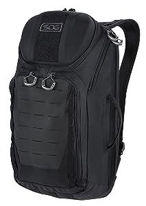SOG TOC Backpack CP1003B Black, 20 L
