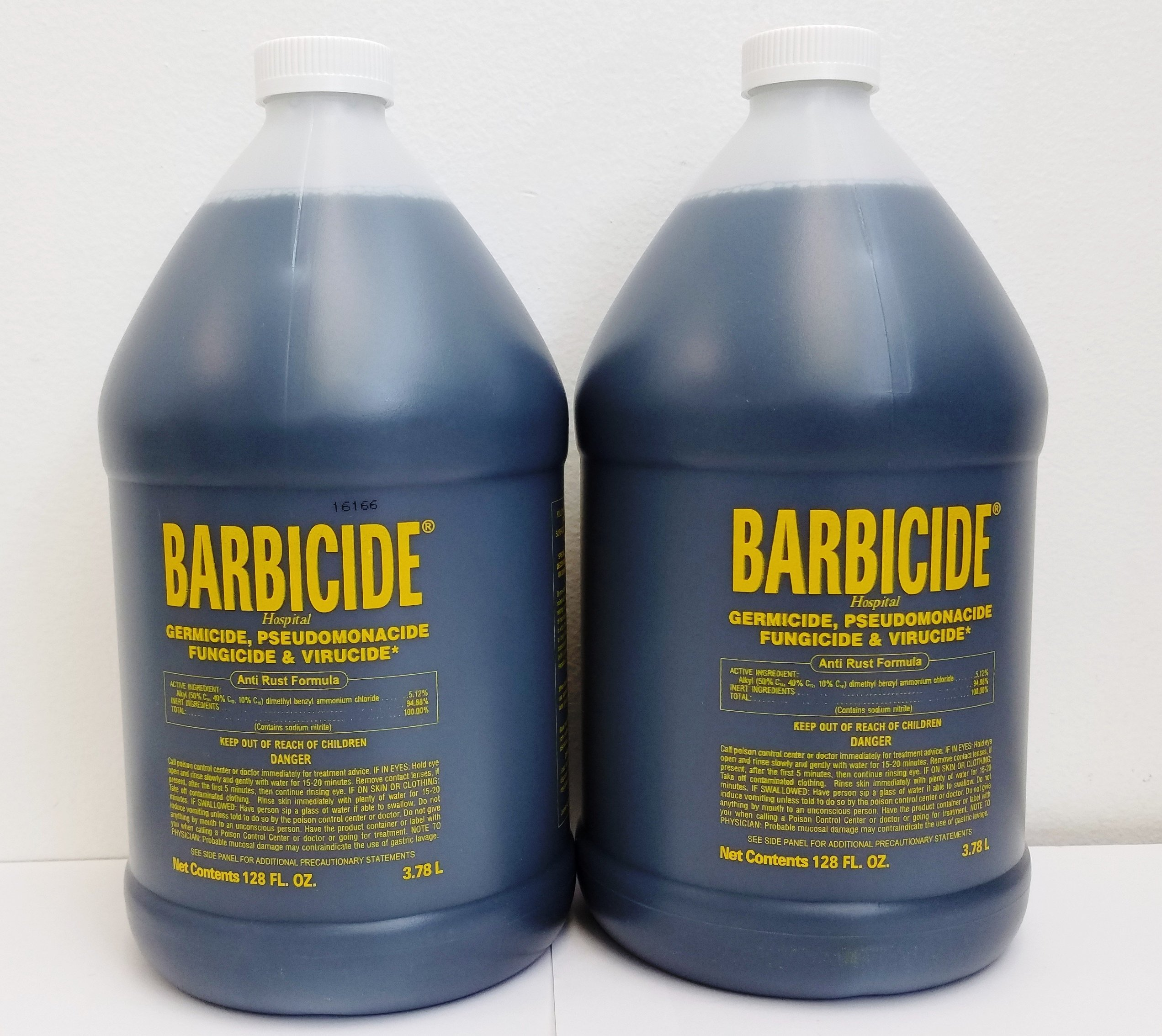 Barbicide Disinfectant Liquid Gallon 128oz (2) by Barbicide (Image #1)