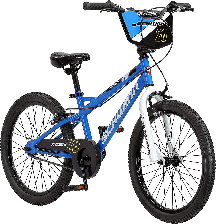 Schwinn Koen Bike与SmartStart框架