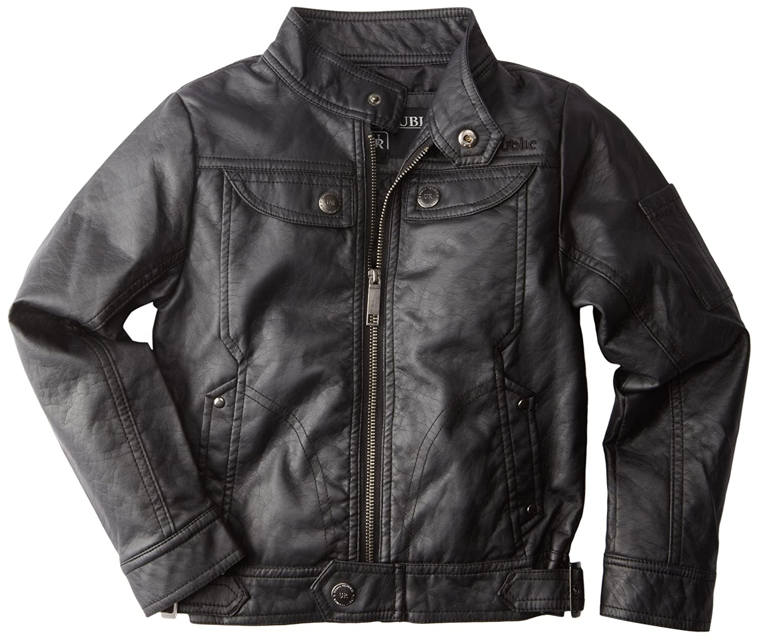 Urban Republic Little Boys Little Boy Pleather Jacket