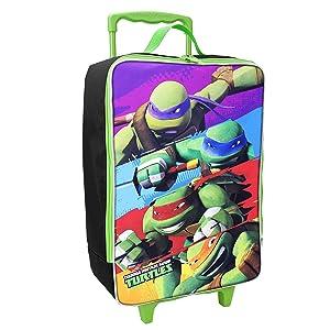 Nickelodeon Teenage Mutant Ninja Turtles Pilot Case, Multi, One Size