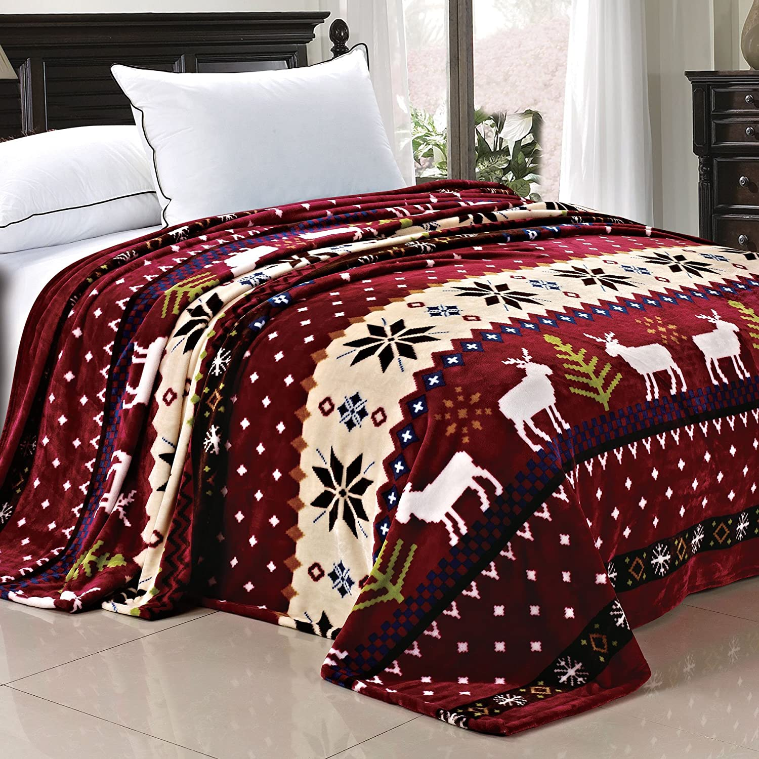 bedding feelin uk you sets to festive bed get christmas worklife