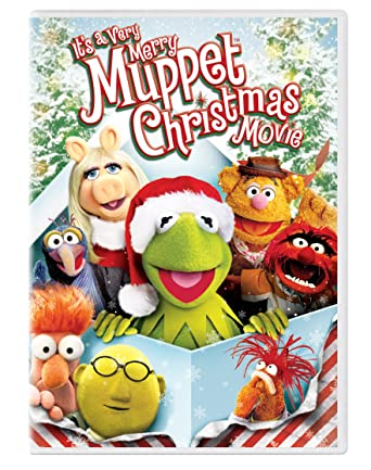 Amazon.com: It's a Very Merry Muppet Christmas Movie: David ...