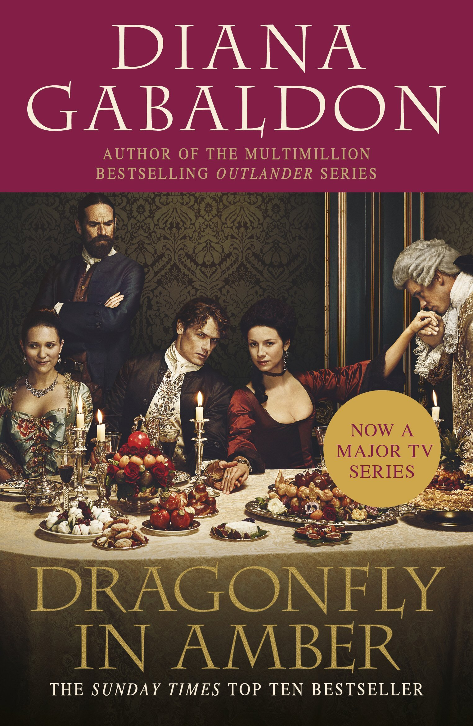 Download Outlander: Dragonfly In Amber (TV Tie-In) pdf