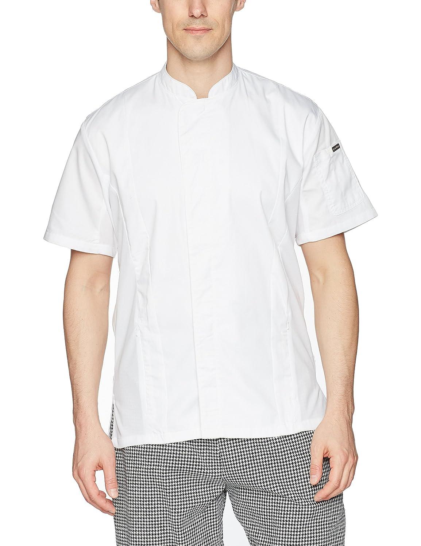 Chef Works Men's Bristol Signature Series Coat