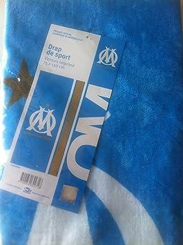Drap de sport / Serviette de plage OM - Collection officielle ...