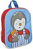 Tchoupi - Petit Sac à Dos 25 cm - Pour Crèches et Maternelles Petites Sections