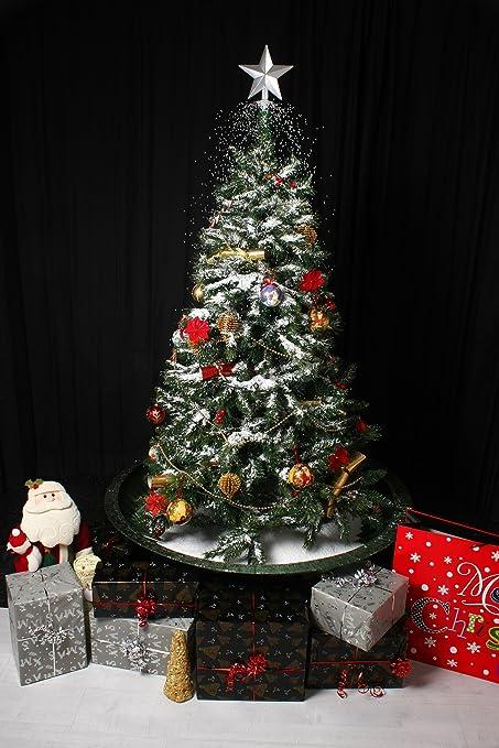 Snowing Christmas Tree Kit - Snowing Christmas Tree Kit: Amazon.co.uk: Kitchen & Home