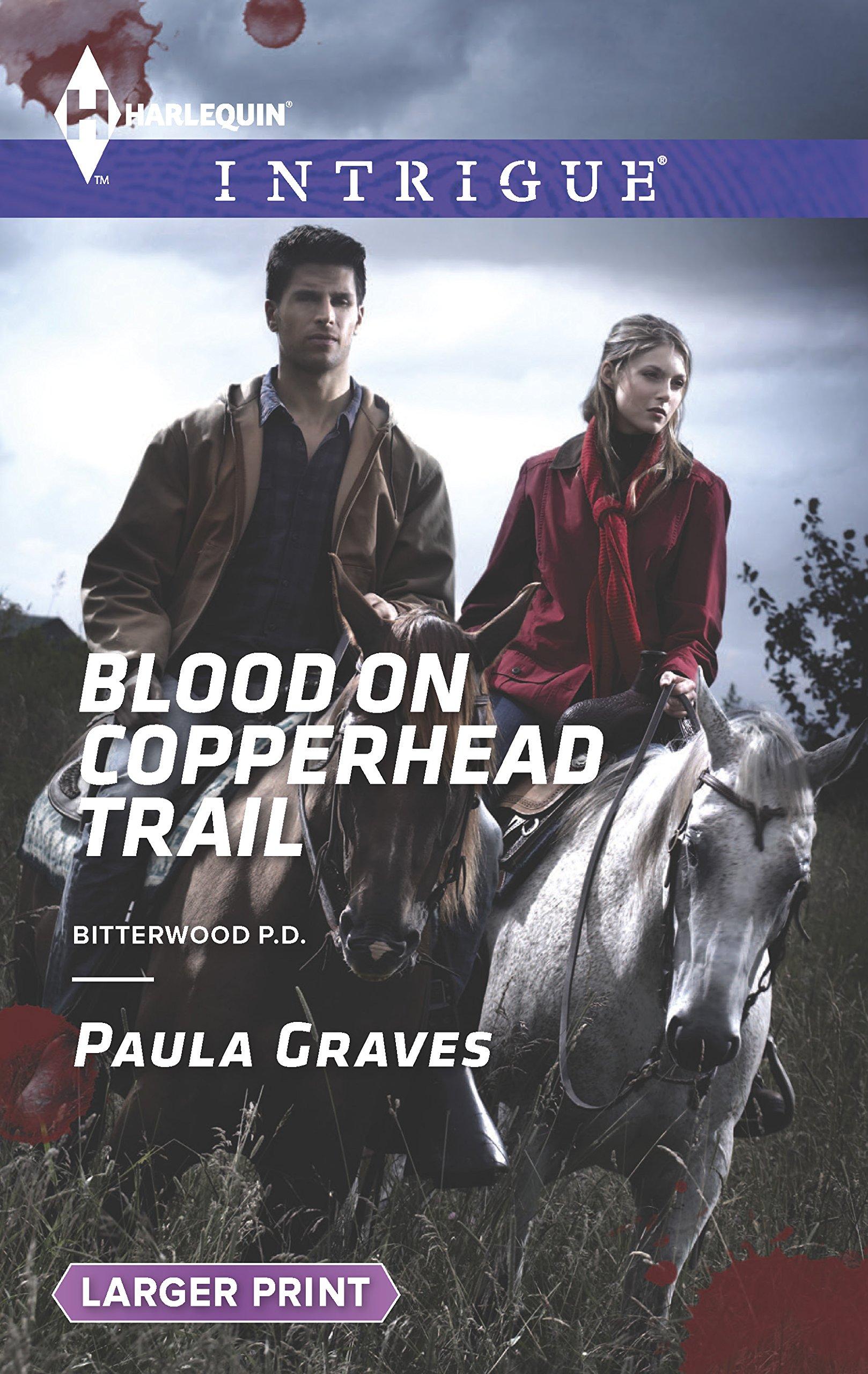 Blood on Copperhead Trail (Bitterwood P.D.) PDF