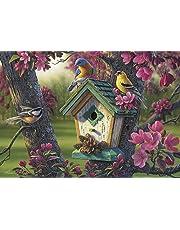 Buffalo Games 2537-Kim Norlien-Springtime Beauty-300 Large Piece Jigsaw Puzzle