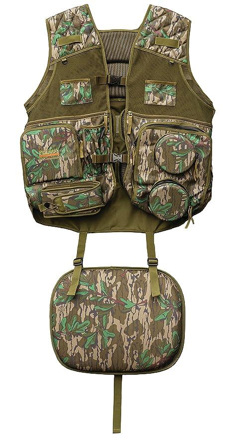 bb2591daedf Amazon.com   Primos Hunting 65711 Gobbler Vest Gen II