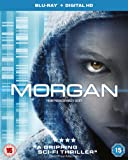 Morgan [Blu-ray] [2016]