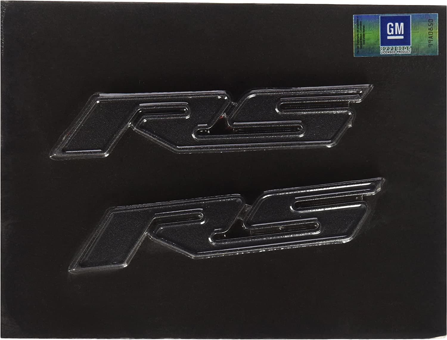 T-Rex 6910132 Defenderworx Chrome GM Licensed Door Sill Plate with Camaro Logo
