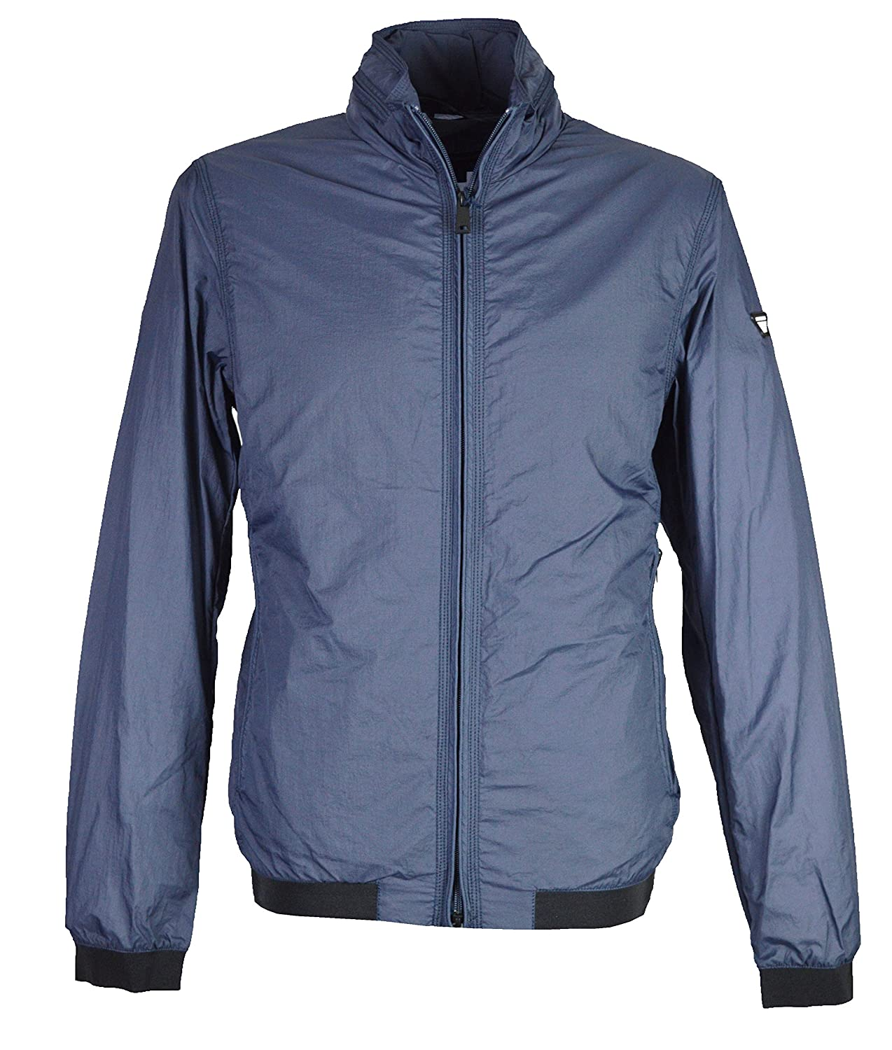 Armani Jeans Men`s Jacket SC6B67 Blue