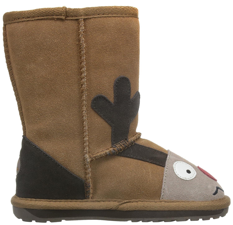 EMU Australia Kids Reindeer Deluxe Wool Boots
