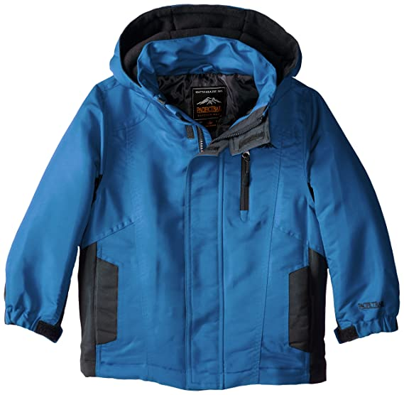 footwear Good Prices discount collection Pacific Trail Boys' Systems Heavyweight Coat with Puffer Jacket