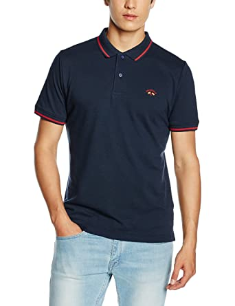 Mens Polo Shirt SPAGNOLO Good Selling Cheap Online Cheap Best Place DpUw5Ei5