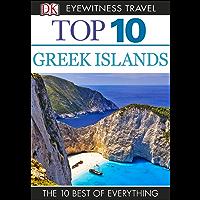Top 10 Greek Islands (EYEWITNESS TOP 10 TRAVEL GUIDES)