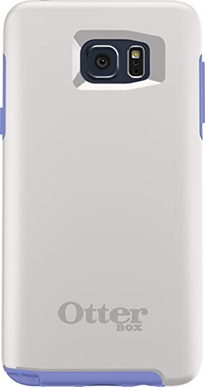official photos 1cb9e 76f22 OtterBox SYMMETRY SERIES Case for Samsung Galaxy Note5 - Retail Packaging -  POWDER PURPLE (Whisper White/Periwinkle Purple)