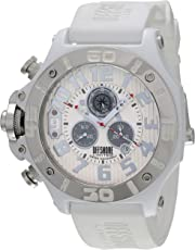 OffShore Limited OFF009M Reloj Analógico Unisex, Blanco