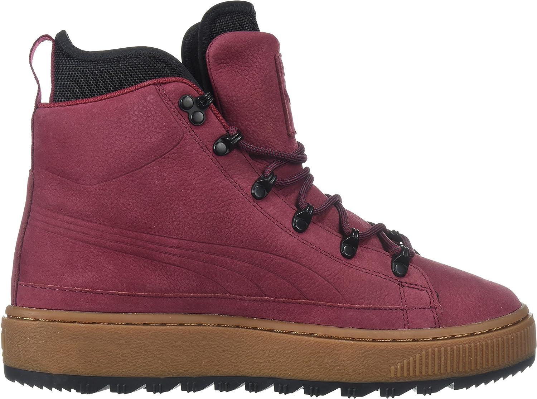 Bolsa Ejecución tenedor  Amazon.com   PUMA Men's The Ren Boot Sneaker   Fashion Sneakers