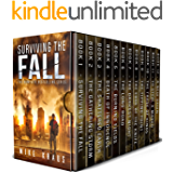Surviving the Fall Box Set: The Complete Surviving the Fall Series - Books 1-12 (English Edition)