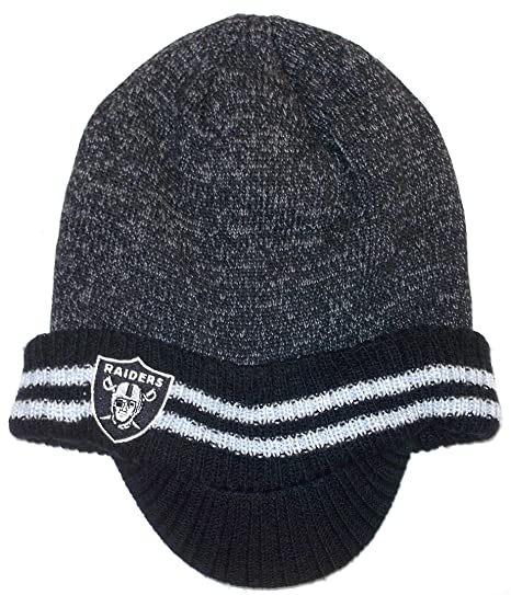 Image Unavailable. Image not available for. Color  Oakland Raiders Visor ... 8da1b57b3