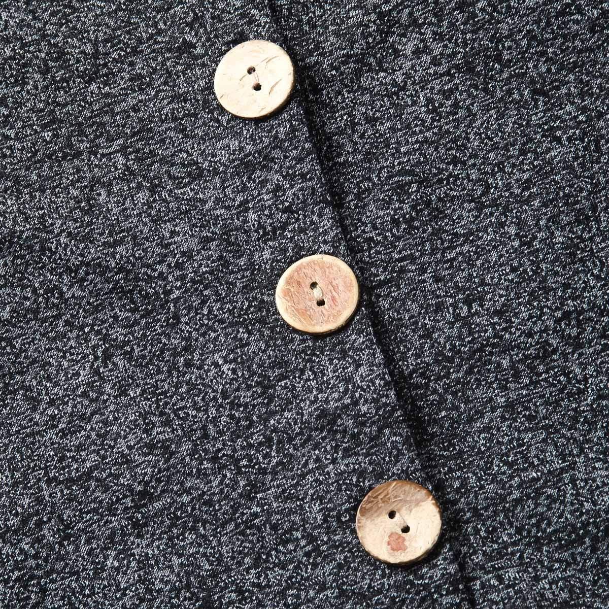 HenzWorld Baby Boys Dinosaur Romper One-Piece Cotton Outfit Jumpsuit Layette Set Long Sleeve Bodysuit