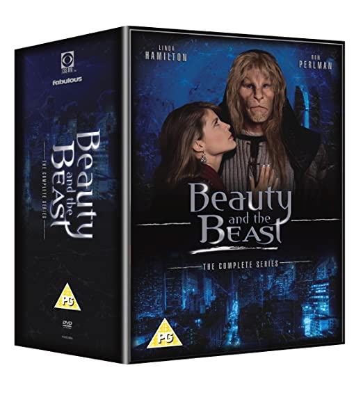 Beauty and the Beast - The Complete Series DVD 1987 Reino ...