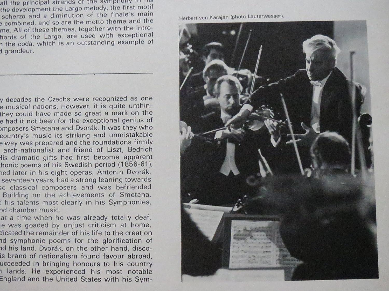 Berliner Philharmoniker Antonin Dvorak / Bedrich Smetana - Herbert Von Karajan - Dvorak
