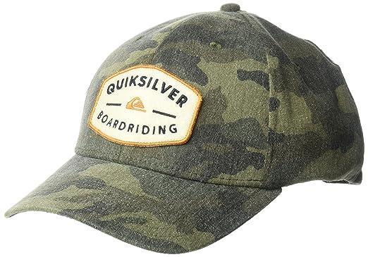3cf721fd4ff35 Quiksilver Hombres Yard Bull Trucker Hat Gorra de béisbol - Verde -   Amazon.es  Ropa y accesorios
