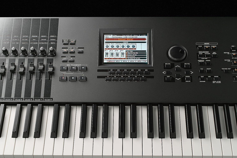 Yamaha Motif XF8 Music Production Synthesizer: Amazon in