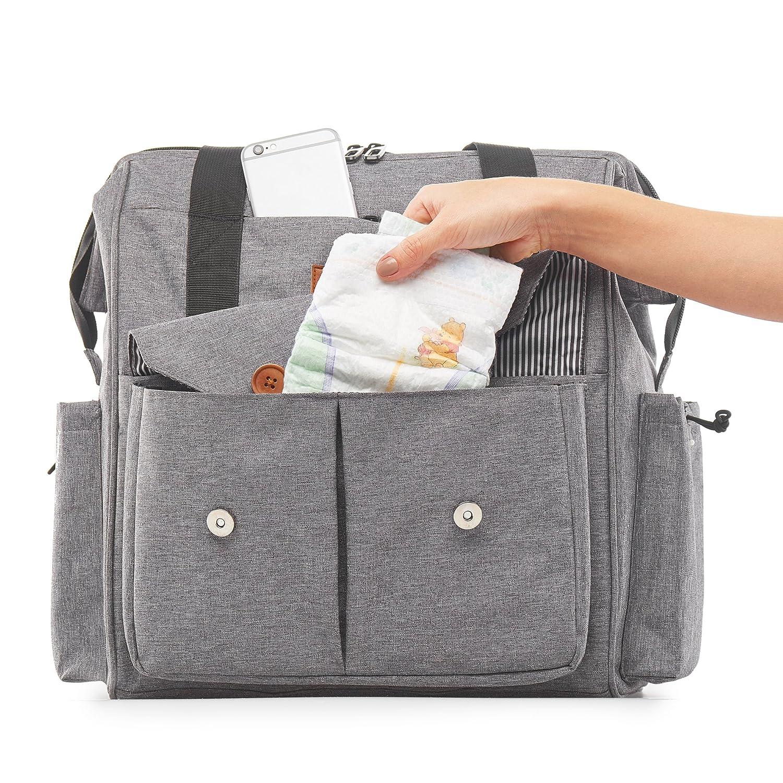 Amazon.com: Mochila para pañales (– Cuna de viaje ...