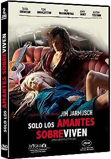 Solo Los Amantes Sobreviven Version Latina