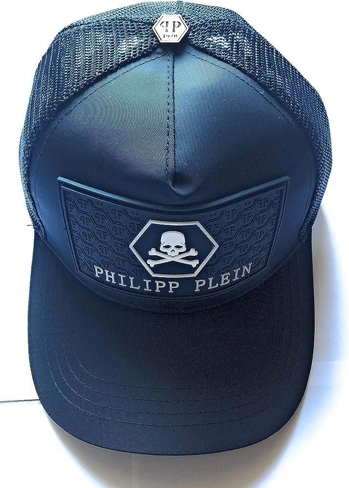 Philipp Plein - Gorra de béisbol - para Hombre Rojo Rojo Medium ...
