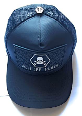 b927ecfbce2 Philipp Plein Men's Baseball Cap Red red Medium: Amazon.co.uk: Clothing