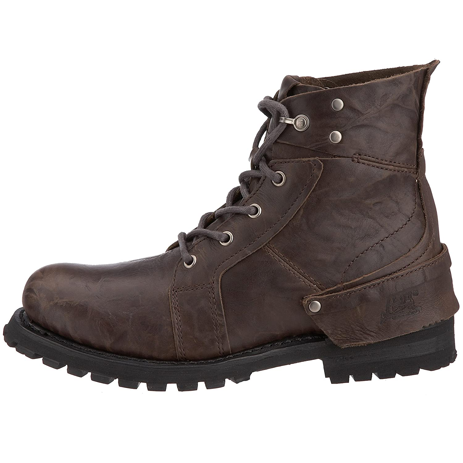 e07f156a436a51 CAT Footwear Men's Peril Boot Broth P710499 8 UK: Amazon.co.uk: Shoes & Bags
