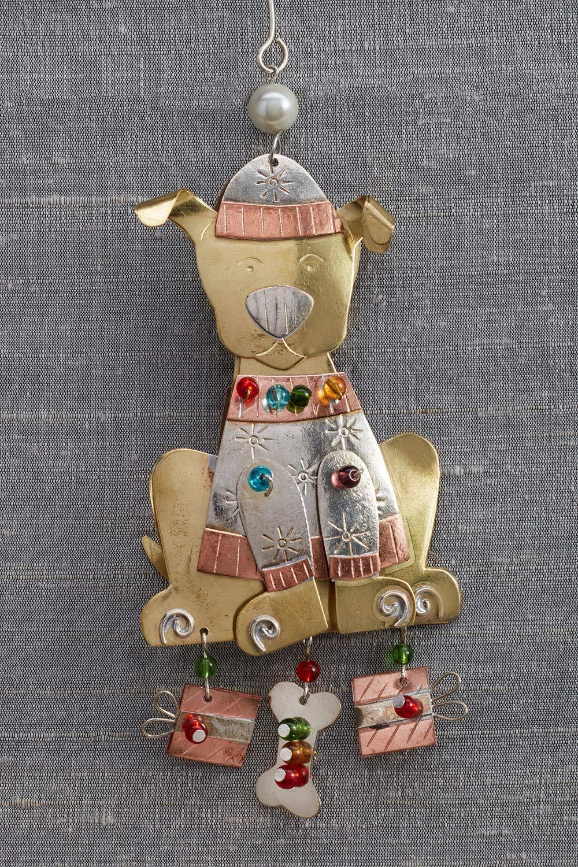 Pilgrim Imports Fair Trade Christmas Ralph Ornament