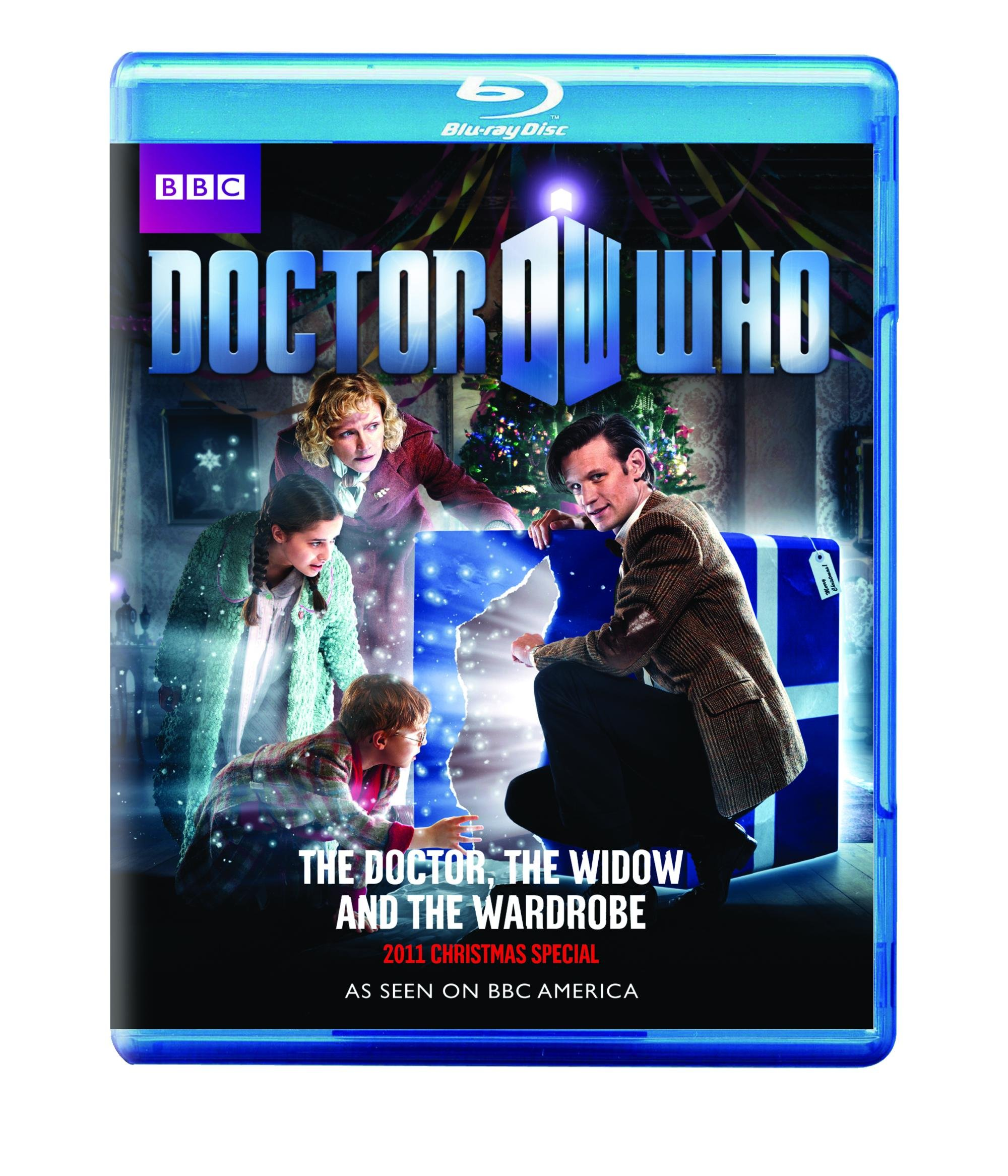 Blu-ray : Doctor Who: The Doctor, The Widow and the Wardrobe (2011 Christmas Special) (Blu-ray)