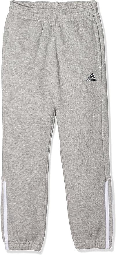 adidas LK ESS SWT PT C Pantalons pour Garçons, Gris 92
