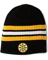 Boston Bruins Knit CCM Throwack Beanie Hat